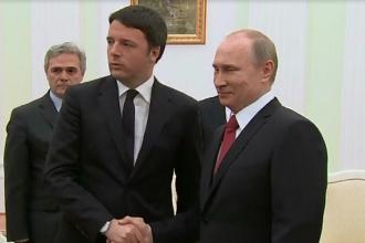 Tara europeana care a intins mana unei Rusii izolate. Au batut palma pe sprijin militar si un fond de investitii de 1 miliard