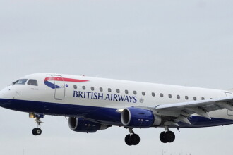 Panica la bordul unui avion British Airways cu destinatia Seattle, dupa ce cabina pilotilor a ramas fara oxigen