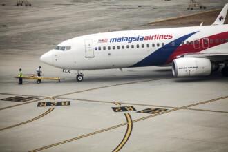 Zborul MH370. Fragmentele descoperite in Mozambic provin