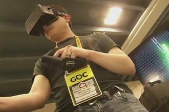 Inovatie la San Francisco. Cum arata ochelarii cu care amatorii de jocuri vor putea intra in realitatea virtuala
