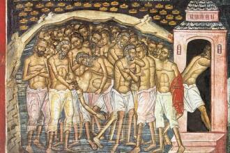 Sfintii 40 de Mucenici, traditii si obiceiuri. De ce barbatii trebuie sa bea 40 de pahare de vin