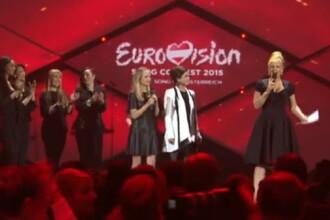 EUROVISION 2015. Castigatorul selectiei din Germania a refuzat in direct sa-si reprezinte tara la Viena. Reactia publicului