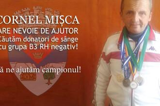 Cornel Misca, maratonistul turdean are nevoie de ajutor
