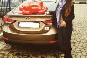 De 8 martie, i-a daruit sotiei sale o masina. Ce interpret din Republica Moldova a facut un astfel de gest. FOTO