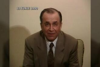 Dosarul MINERIADEI: Iliescu va fi pus sub urmarire penala pentru crime impotriva umanitatii: