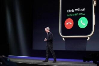 Apple a prezentat primul smartwatch din istoria companiei. Cat va costa si ce specificatii are