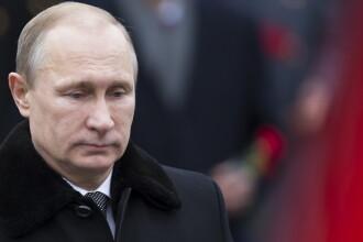 Kremlinul neaga ca Putin ar fi suferit un accident vascular: Iti poate