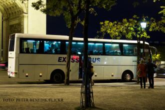 Un autocar cu turisti a facut din greseala un ocol de 1.200 de kilometri.