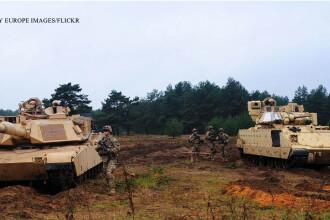 Trupe americane vor intari defensiva tarilor baltice.