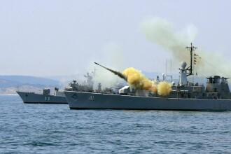 Rusia avertizeaza NATO sa nu isi consolideze fortele navale din Marea Neagra, care nu are nicio legatura cu Alianta