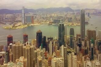 Noua norma de munca a chinezilor: trei etaje pe zi. Cum se construieste o cladire de 57 de etaje in 19 zile. VIDEO