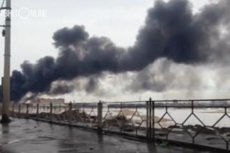Incendiu puternic intr-un mall din Rusia. O persoana a murit, iar alte 13 sunt ranite. FOTO si VIDEO