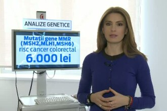 Cati dintre romanii bolnavi de cancer au facut boala dupa macar un caz in familie? Medicii cer decontarea analizelor genetice