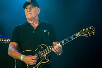 Chitaristul Jan Akkerman va concerta, pe 20 august, la Hard Rock Cafe din Bucuresti