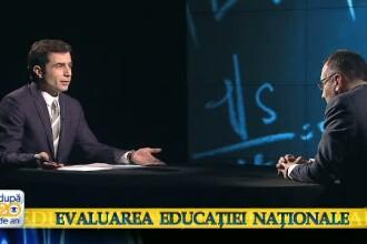 DUPA 20 DE ANI cu ministrul Educatiei: Planurile pentru Bacalaureat, noua programa si viitorul scolii romanesti. VEZI ACUM