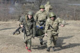 Rusia acuza Ucraina de incalcarea Acordului de la Minsk. Kremlinul cere interventia Germaniei si Frantei