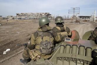 Bombardiere ruse, mobilizate la 300 de kilometri de Romania, in Crimeea. Zeci de mii de soldati participa la operatiune