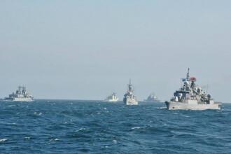 NATO someaza Rusia sa nu mai efectueze manevre militare neprevazute.