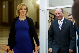 Parchetul va suspenda cercetarile in dosarul Gabriela Firea - Traian Basescu. Cine a cerut medierea