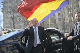 Traian Basescu este urmarit penal pentru santaj. Fostul presedinte se va prezenta iar la Parchetul General