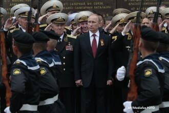 Discursul lui Vladimir Putin, la un an dupa anexarea Crimeei:
