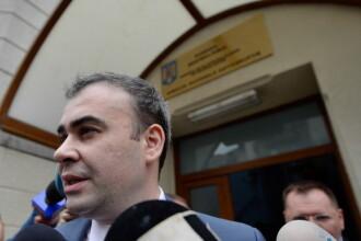 Ministrul demisionar Darius Valcov ar putea ajunge dupa gratii. DNA cere Senatului aviz pentru arestarea sa preventiva