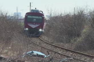 Accident tragic in Ploiesti. O fetita de trei ani a ajuns in coma la spital, dupa ce a fost lovita de tren