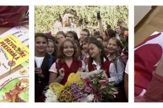 Lipsurile invatamantului romanesc. Ce invata copiii din manualele de 6,8 mil. de euro, duminica, la