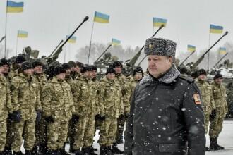 Presedintele ucrainean: Armata s-a confruntat cu un nivel socant al dezertarilor. 30% dintre soldati au fugit