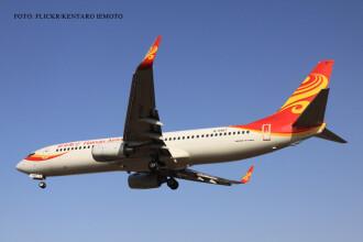 Chinezii au reusit sa faca un avion sa zboare cu ulei uzat. Din gunoiul restaurantului, in rezervorul unui Boeing