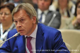 Un lider politic rus ataca Marea Britanie: