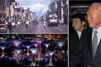 Povestea lui Lee Kuan Yew, omul care a facut din Singapore