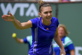 Turneul de la Stuttgart. Perechea Simona Halep - Belinda Bencic, eliminata in primul tur
