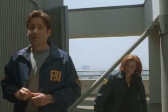Serialul Dosarele X continua cu noi episoade. Agentii Fox Mulder si Dana Scully, interpretati de aceiasi actori