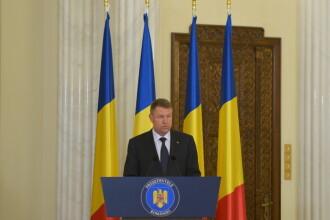 Iohannis despre decizia Senatului de a respinge cererea de arestare a lui Sova: