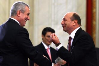 Traian Basescu il ataca pe Calin Popescu-Tariceanu, dupa decizia din cazul Dan Sova.