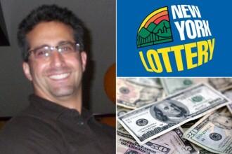 Noroc chior. Un american a castigat 7 milioane de dolari la Loterie cu un bilet primit intr-o felicitare, dupa o operatie