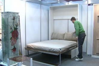 In ce se transforma acest dormitor in timpul zilei. Afacerea de nisa care a crescut cu 200 de milioane de euro intr-un an