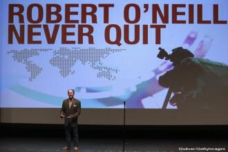 Robert O'Neill, puscasul marin care a scris istorie dupa ce l-a ucis pe Osama bin Laden, vine la Bucuresti in 28 mai