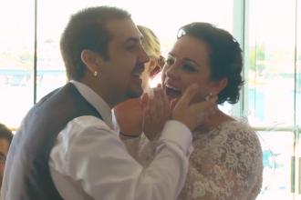 Au castigat 80.000 de dolari si nunta visurilor, dar adevarata surpriza a venit apoi. Ce s-a intamplat in mijlocul ceremoniei