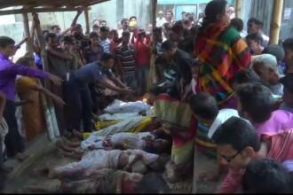 Tragedie in Bangladesh. Cum au murit mai multi oameni in timpul unei sarbatori religioase