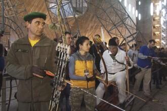 120 de arcasi din tara s-au intrecut la 120 de metri sub pamant la salina Turda
