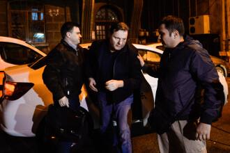 Sergiu Lucinschi, fiul fostului presedinte din R. Moldova, dus la DNA pentru audieri. Acuzatiile pe care i le aduc procurorii
