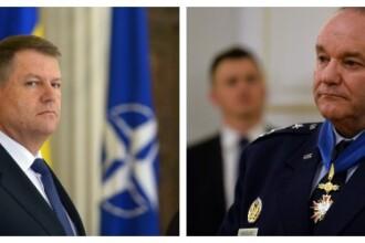 Klaus Iohannis il primeste la Cotroceni pe generalul Philip Breedlove, comandantul suprem al fortelor aliate din Europa