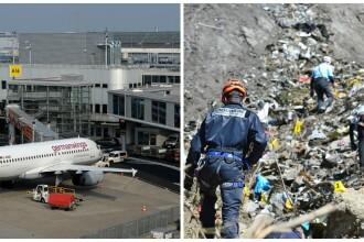 Filmare cu telefonul, din avion, cu ultimele clipe ale zborului 4U9525, gasita in Alpi. Bild si Paris Match descriu scenele
