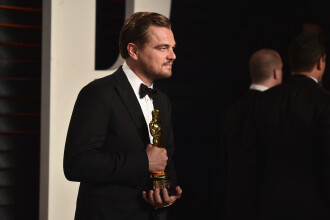 Oscarul castigat de DiCaprio a facut internetul sa