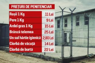 Viata scumpa din inchisorile romanesti. Ministrul Justitiei: