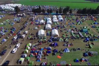 Planul UE de 1 miliard de euro pentru a face fata puhoiului de migranti. Refugiat: Fratii mei au fost ucisi in bombardamente