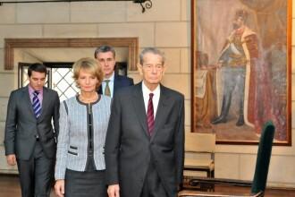 Regele Mihai sufera de cancer si se retrage din viata publica. Reactiile lui Iohannis, Ciolos si Patriarhului Daniel