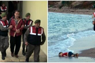 Cine sunt cei doi sirieni condamnati in Turcia pentru moartea lui Aylan Kurdi, devenit un simbol al tragediei migrantilor